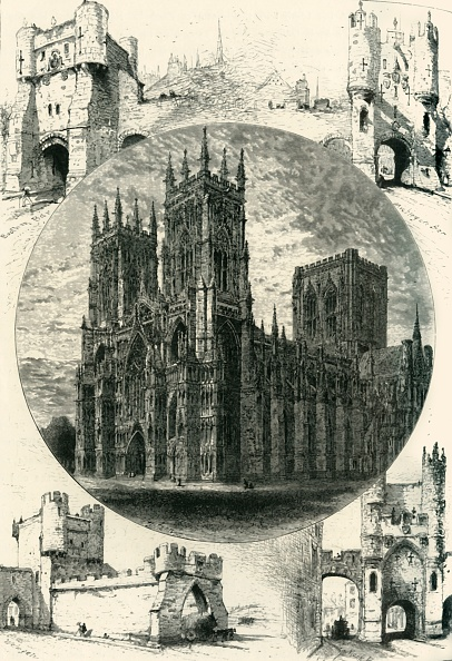 Idyllic「The Minster And The Gates Of York」:写真・画像(12)[壁紙.com]