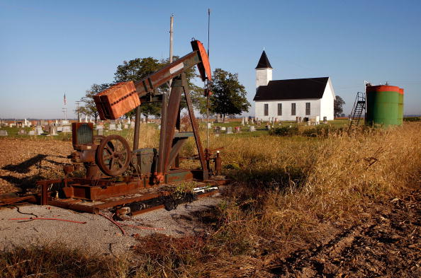 Methodist「Farmland Tapped For Oil In The Midwest」:写真・画像(15)[壁紙.com]