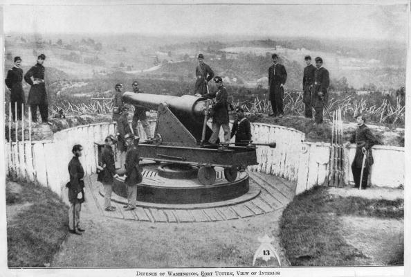 Fort「Gun At Fort Totten」:写真・画像(10)[壁紙.com]