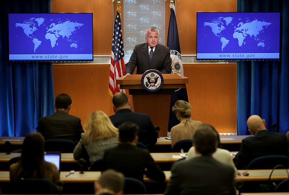 USA「Acting Secretary Of State John Sullivan Releases Global Human Rights Report」:写真・画像(7)[壁紙.com]