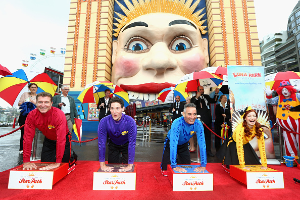 Construction Material「Luna Park Launches Its Star Path With The Wiggles」:写真・画像(6)[壁紙.com]