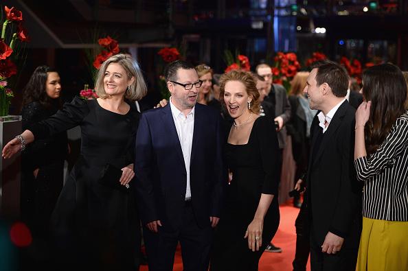 Trier「'Nymphomaniac Volume I (long version)' Premiere - 64th Berlinale International Film Festival」:写真・画像(12)[壁紙.com]