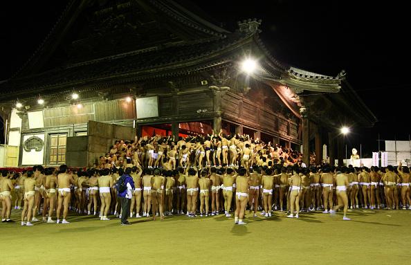 Japan「Naked Festival Takes Place」:写真・画像(4)[壁紙.com]