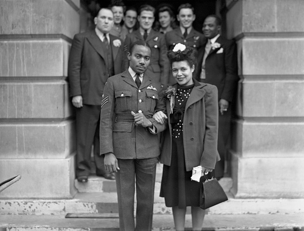 African Ethnicity「Wartime Wedding」:写真・画像(11)[壁紙.com]