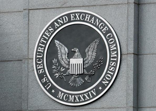 Building Exterior「SEC Under Fire As Wall Street Investment Banks Falter」:写真・画像(8)[壁紙.com]