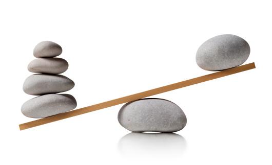 Uneven「Balancing stones」:スマホ壁紙(13)
