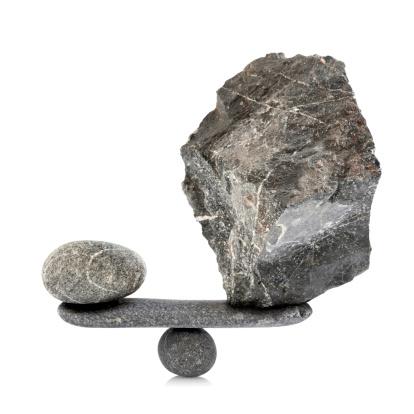 Large Group of Objects「石のバランスを整えます。」:スマホ壁紙(19)