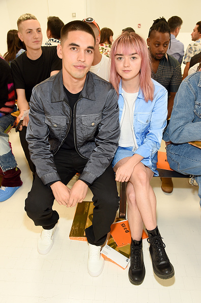 Front Row「Helmut Lang - Front Row - September 2019 - New York Fashion Week: The Shows」:写真・画像(4)[壁紙.com]