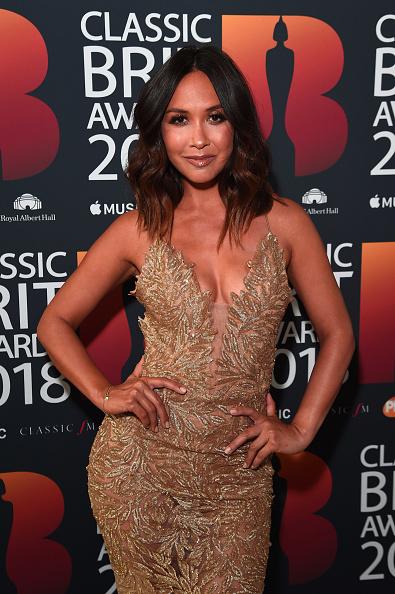 体にぴったりしたドレス「Classic BRIT Awards 2018 - Red Carpet Arrivals」:写真・画像(17)[壁紙.com]
