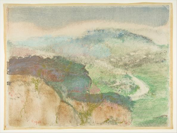 Edgar Degas「Landscape」:写真・画像(17)[壁紙.com]