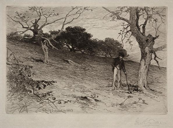 Etching「Landscape」:写真・画像(11)[壁紙.com]