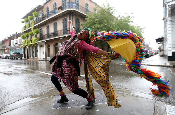 New Orleans「New Orleans Prepares For Hurricane Nate To Make Landfall Over Weekend」:写真・画像(1)[壁紙.com]