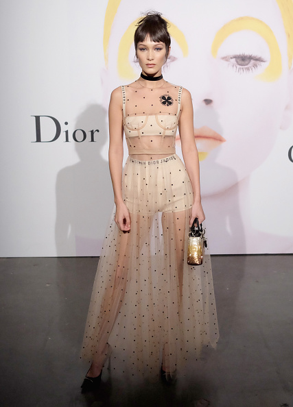 Christian Dior Dress「Dior Beauty Celebrates The Art Of Color With Peter Philips In NYC」:写真・画像(0)[壁紙.com]