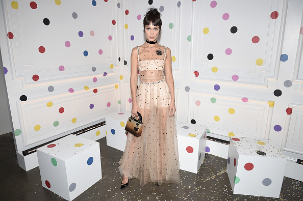 Tulle Netting「Dior Beauty Celebrates The Art Of Color With Peter Philips In NYC」:写真・画像(7)[壁紙.com]
