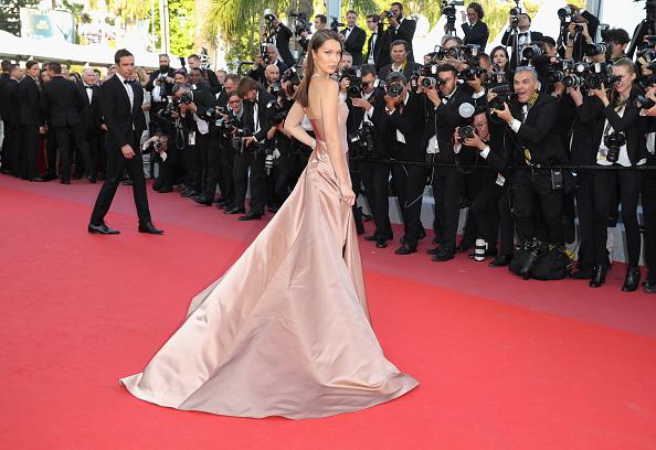 "International Cannes Film Festival「""Ash Is The Purest White (Jiang Hu Er Nv)"" Red Carpet Arrivals - The 71st Annual Cannes Film Festival」:写真・画像(4)[壁紙.com]"