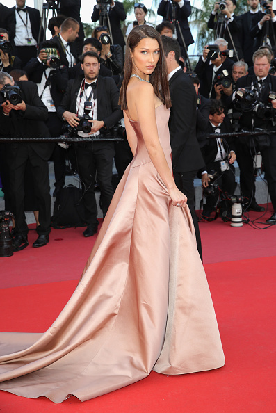 "Cannes International Film Festival「""Ash Is The Purest White (Jiang Hu Er Nv)"" Red Carpet Arrivals - The 71st Annual Cannes Film Festival」:写真・画像(1)[壁紙.com]"