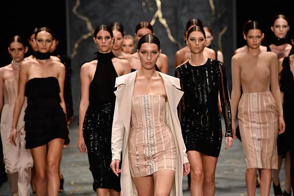 Fashion Model「Misha Collection - Runway - Mercedes-Benz Fashion Week Australia 2016」:写真・画像(12)[壁紙.com]