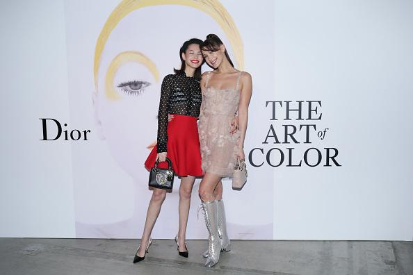 Kiko Mizuhara「Dior: The Art of Color Press Preview」:写真・画像(13)[壁紙.com]