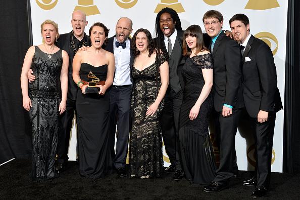 Guest「56th GRAMMY Awards - Press Room」:写真・画像(17)[壁紙.com]