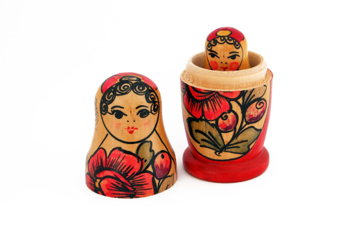 Souvenir「Russian doll」:スマホ壁紙(3)