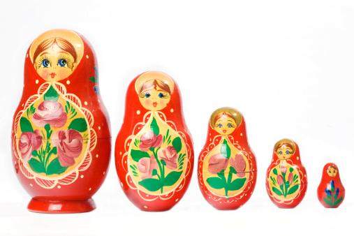 Souvenir「Russian Dolls」:スマホ壁紙(9)