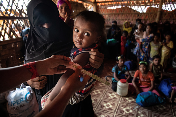 Paula Bronstein「Rohingya Refugees Mark One Year Since The Crisis」:写真・画像(15)[壁紙.com]
