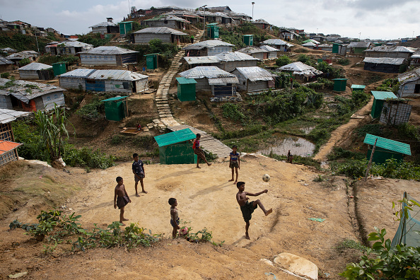 Paula Bronstein「Rohingya Refugees Mark One Year Since The Crisis」:写真・画像(4)[壁紙.com]