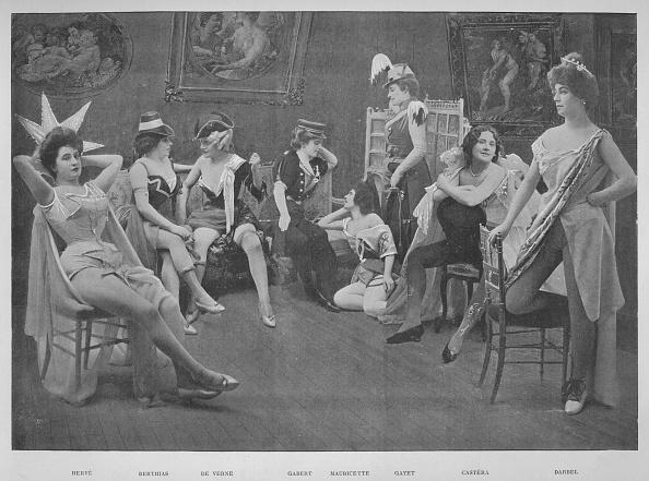 コスプレ「Le Foyer Des Artistes」:写真・画像(17)[壁紙.com]