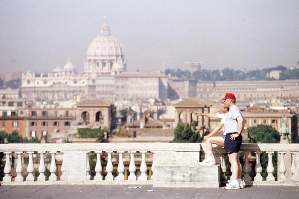 Architectural Feature「Clinton Visits Rome」:写真・画像(15)[壁紙.com]