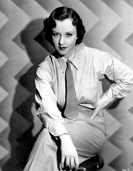 Necktie「Margaret Lindsay」:写真・画像(5)[壁紙.com]