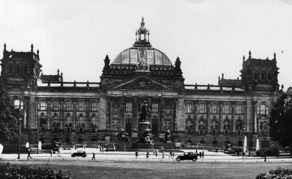 The Reichstag「The Reichstag」:写真・画像(10)[壁紙.com]