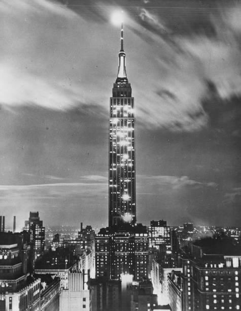 Empire State Night:ニュース(壁紙.com)