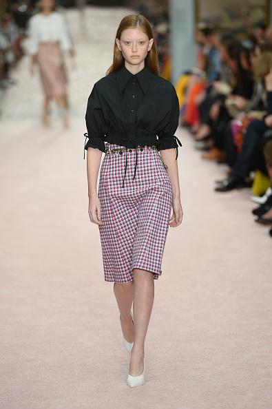 High Waist「Carolina Herrera - Runway - September 2018 - New York Fashion Week: The Shows」:写真・画像(16)[壁紙.com]