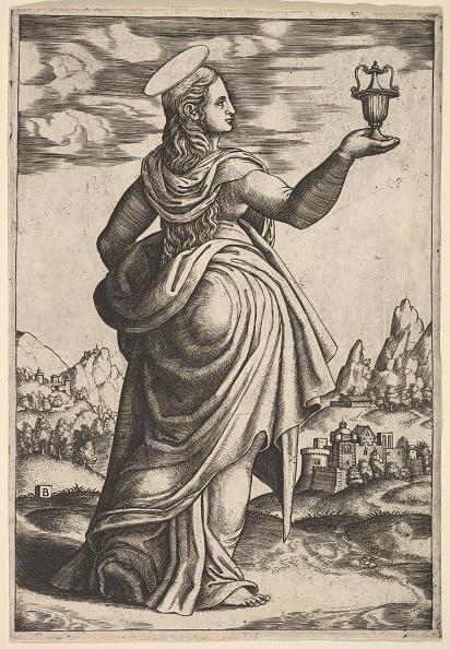 Mary Magdalene「The Magdalene Standing Facing Right」:写真・画像(11)[壁紙.com]