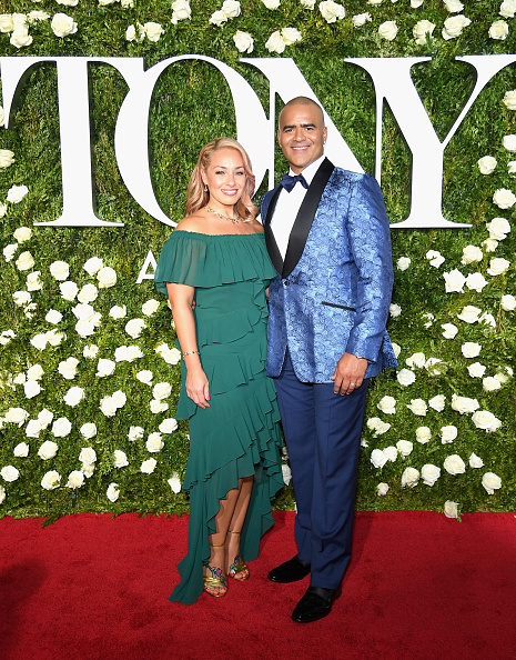 Chris Jackson「2017 Tony Awards - Arrivals」:写真・画像(18)[壁紙.com]