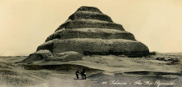 Travel Destinations「Saqqara - The Step Pyramid」:写真・画像(18)[壁紙.com]