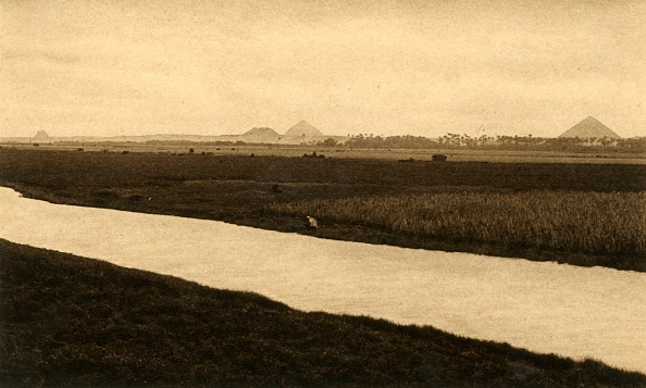 Horizon「Saqqara - The Pyramids Of Dashur」:写真・画像(12)[壁紙.com]
