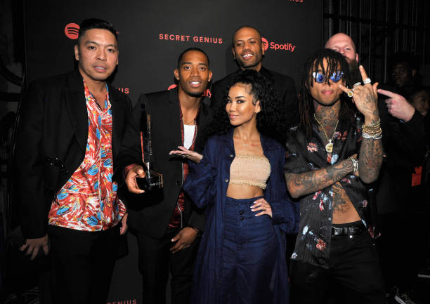 Spotify's Secret Genius Awards Hosted By NE-YO - Inside:ニュース(壁紙.com)