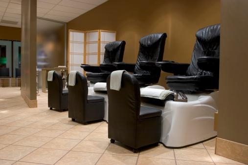 Health Spa「Foot massage chairs」:スマホ壁紙(12)