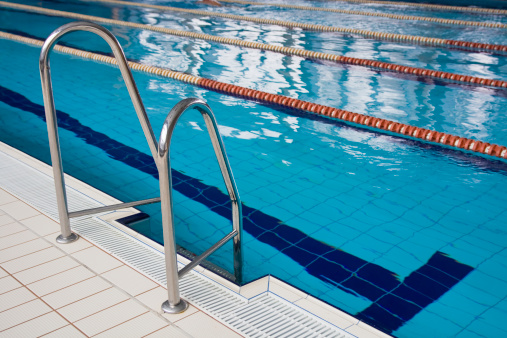 Competitive Sport「Swimming Pool with stair」:スマホ壁紙(7)