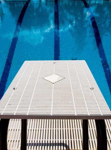 Diving Platform「Swimming pool abstraction」:スマホ壁紙(14)