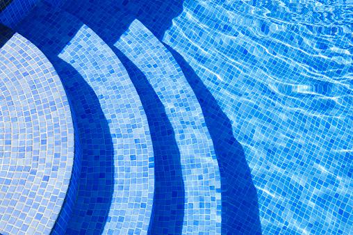 Rippled「Swimming Pool Close Up」:スマホ壁紙(2)