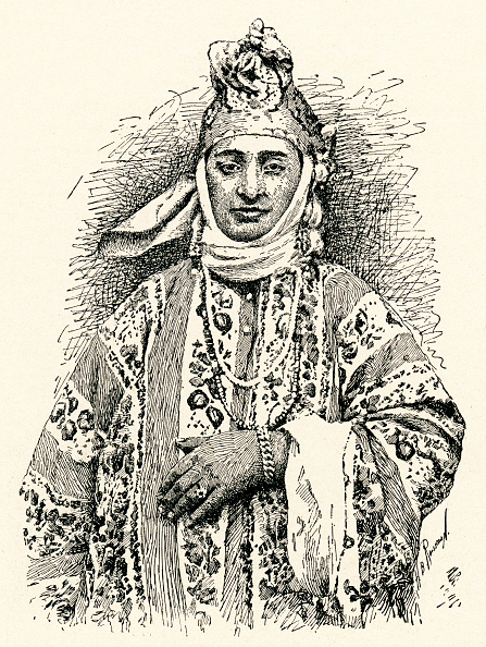 Silk Road「Jewess of Samarcand/ Samerkand」:写真・画像(2)[壁紙.com]