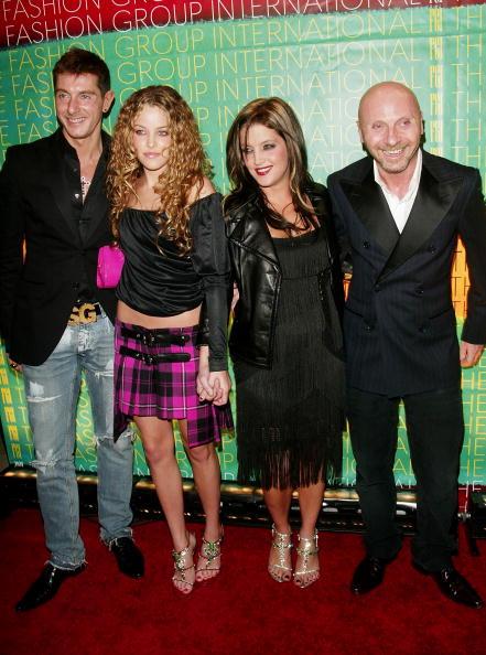 Cipriani - Manhattan「Lisa Marie Presley, Riley Keough, Stefano Dolce and Domenico Gabbana」:写真・画像(19)[壁紙.com]