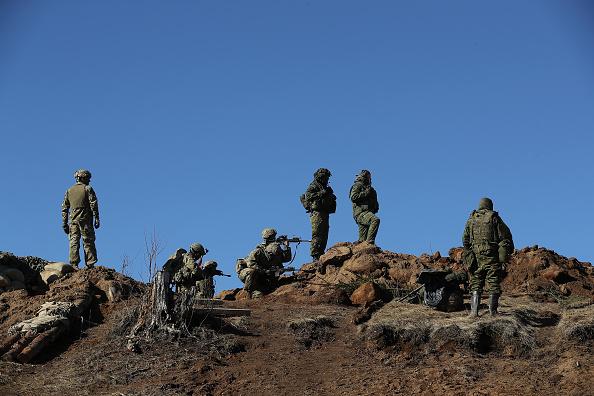 Russian Military「US Troops Participate In Estonia Exercises」:写真・画像(19)[壁紙.com]