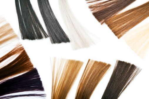 Color Swatch「Hair color samples」:スマホ壁紙(11)