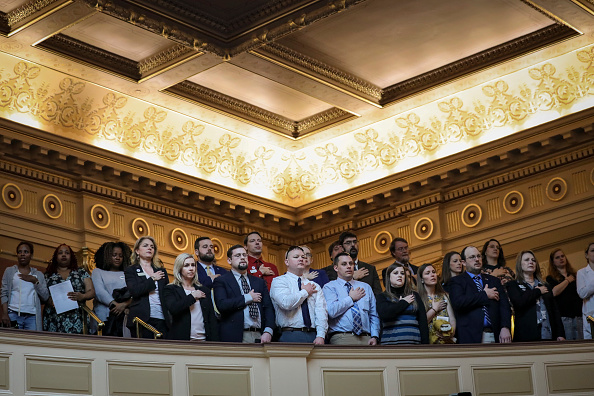 Drew Angerer「Democratic Leadership Of Virginia Surrounded In Controversy After Racists Photos And Sexual Assault Allegations Surface」:写真・画像(0)[壁紙.com]