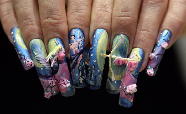 Japan Expo「Tokyo Nail Expo 2009 Takes Place」:写真・画像(19)[壁紙.com]