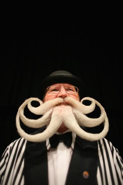 Beard「World Beard Championships Take Place In Brighton」:写真・画像(9)[壁紙.com]