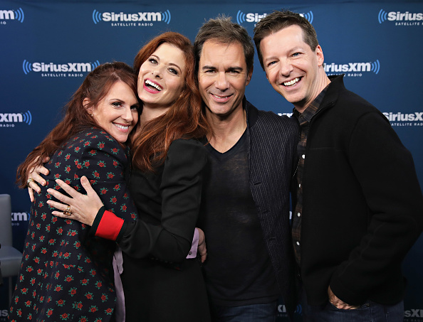 People「SiriusXM's 'Town Hall' With The Cast Of 'Will & Grace'; Town Hall To Air On Andy Cohen's Exclusive SiriusXM Channel Radio Andy」:写真・画像(14)[壁紙.com]